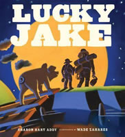 Lucky Jake book cover