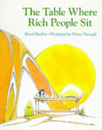 The Table Where Rich People Sit book cover