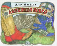 Armadillo Rodeo book cover