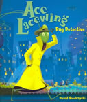Ace Lacewing, Bug Detective book cover