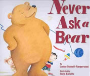 Never Ask a Bear book cover