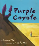 Purple Coyote book cover