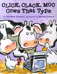 Click, Clack, Moo: Cows that Type book cover