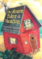 The House Takes a Vacation book cover