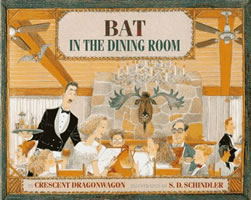 Bat in the Dining Room book cover