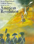 Book of the American Revolution book cover