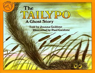The Tailypo: A Ghost Story book cover