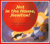 Not in the House, Newton! book cover