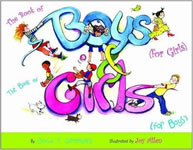 The Book of Boys (for Girls) and the Book of Girls (for Boys) book cover
