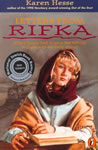 Letters from Rifka book cover