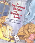 A Stormy Ride on Noah's Ark book cover