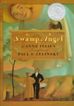Swamp Angel book cover