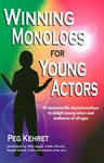 Winning Monologs for Young Actors book cover