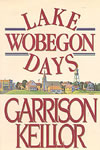 Lake Wobegon Days book cover