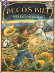 Pecos Bill book cover