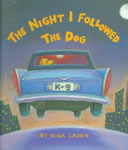 The Night I Followed the Dog book cover