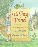 The Prog Frince: A Mixed Up Tale book cover