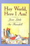 Hey World, Here I Am! book cover