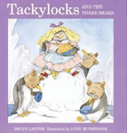 Tackylocks and the Three Bears book cover