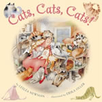 Cats, Cats, Cats! book cover