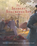 The Scarlet Stockings Spy book cover