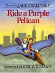 Ride a Purple Pelican book cover