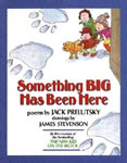 Something Big Has Been Here book cover