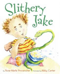 Slithery Jake book cover