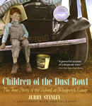 Children of the Dust Bowl: The True Story of the School at Weedpatch Camp book cover