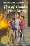 Roll of Thunder, Hear My Cry book cover