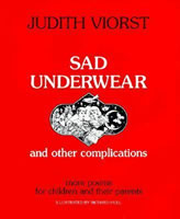 Sad Underwear: And Other Complications book cover