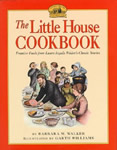 The Little House Cookbook: Frontier Foods from Laura Ingalls Wilder's Classic Stories book cover