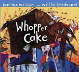 Whopper Cake book cover
