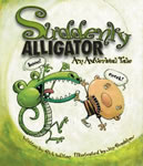 Suddenly Alligator: An Adverbial Tale book cover