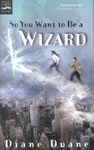 So You Want to Be a Wizard book cover
