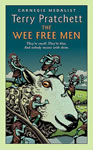 The Wee Free Men book cover
