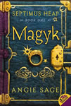 Magyk book cover