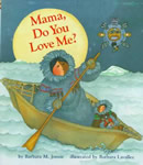 Mama Do You Love Me? book cover
