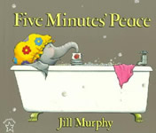 Five Minutes' Peace book cover