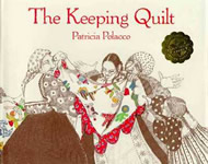 The Keeping Quilt book cover