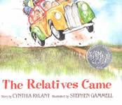 The Relatives Came book cover