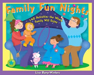 Family Fun Nights book cover