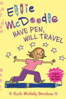 Ellie McDoodle: Have Pen Will Travel book cover