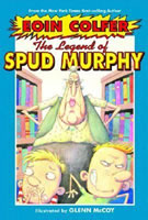 The Legend of Spud Murphy book cover