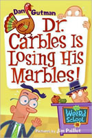 Dr. Carbles is Losing His Marbles book cover