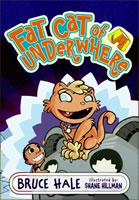 Fat Cat of Underwhere book cover