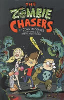 The Zombie Chasers book cover
