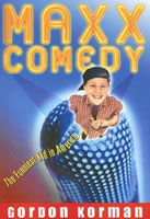 Maxx Comedy book cover