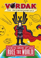 How to Grow Up and Rule the World book cover