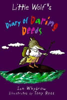 Little Wolf's Diary of Daring Deeds book cover